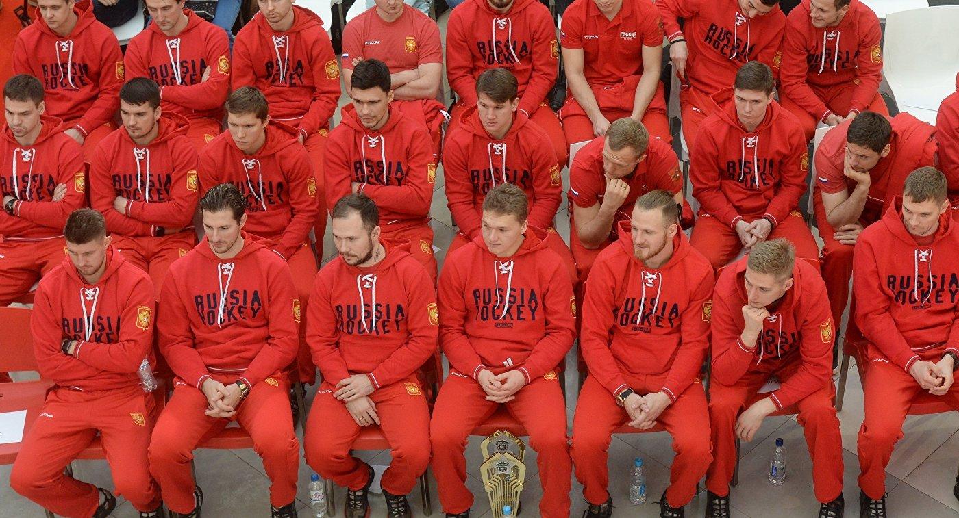Обновившая состав сборная России открывает новый сезон Кубком Карьяла