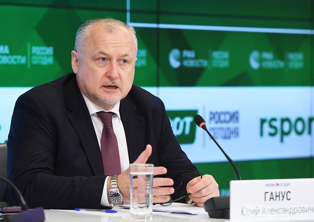 Ганус: открытие московской лаборатории не отнимет у России наследия ОИ в Сочи