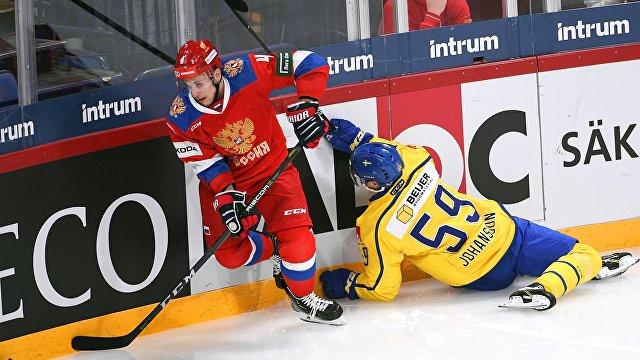 Новые лица: дубль Кузьменко помог сборной России по хоккею обыграть шведов