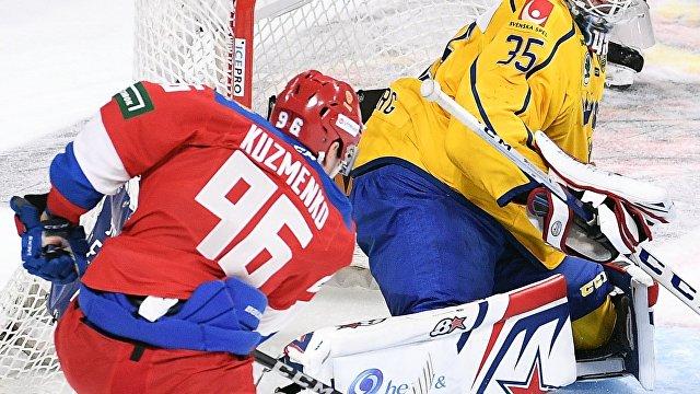 Первый трофей Воробьева: российские хоккеисты выиграли Кубок Карьяла