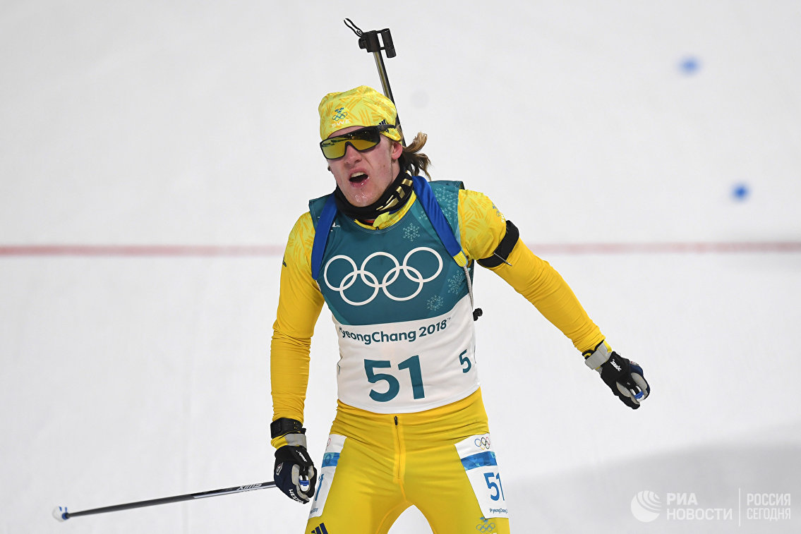 """""""Многие русские допингисты по-прежнему выступают"""": Шведский биатлонист написал WADA"""