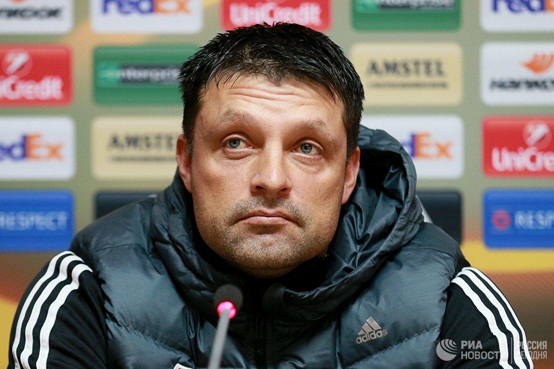 """Черевченко: приятно, что """"Арсенал"""" старается играть в атакующий футбол"""