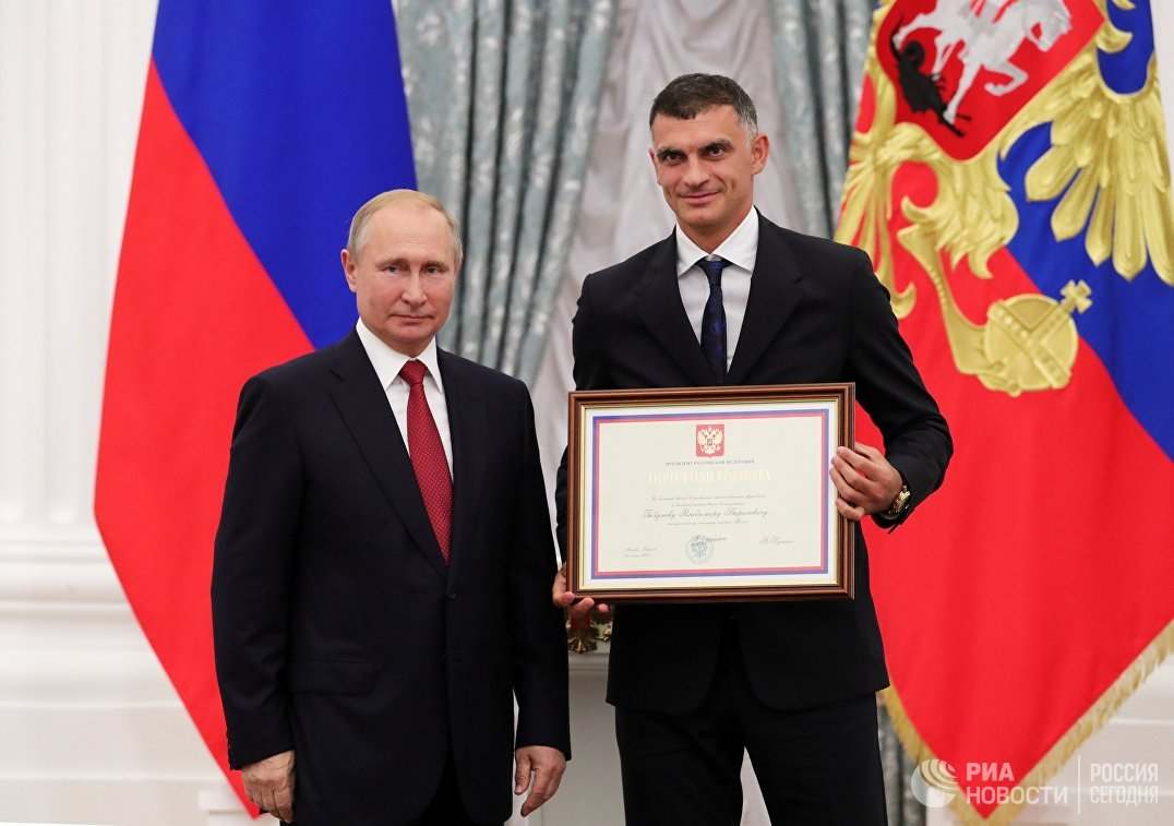 Габулов стал министром спорта Северной Осетии