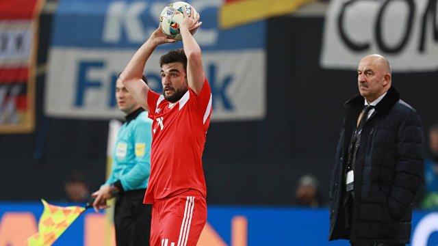 Время не пришло: российские футболисты вновь не смогли обыграть немцев
