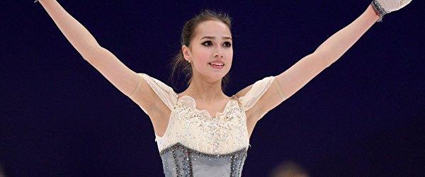 Алина Ильназовна Загитова-2 | Олимпийская чемпионка - Страница 4 1146081352