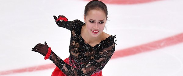 Алина Ильназовна Загитова-2 | Олимпийская чемпионка - Страница 5 1146149581