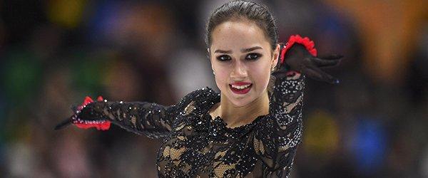 Алина Ильназовна Загитова-2 | Олимпийская чемпионка - Страница 5 1146150345
