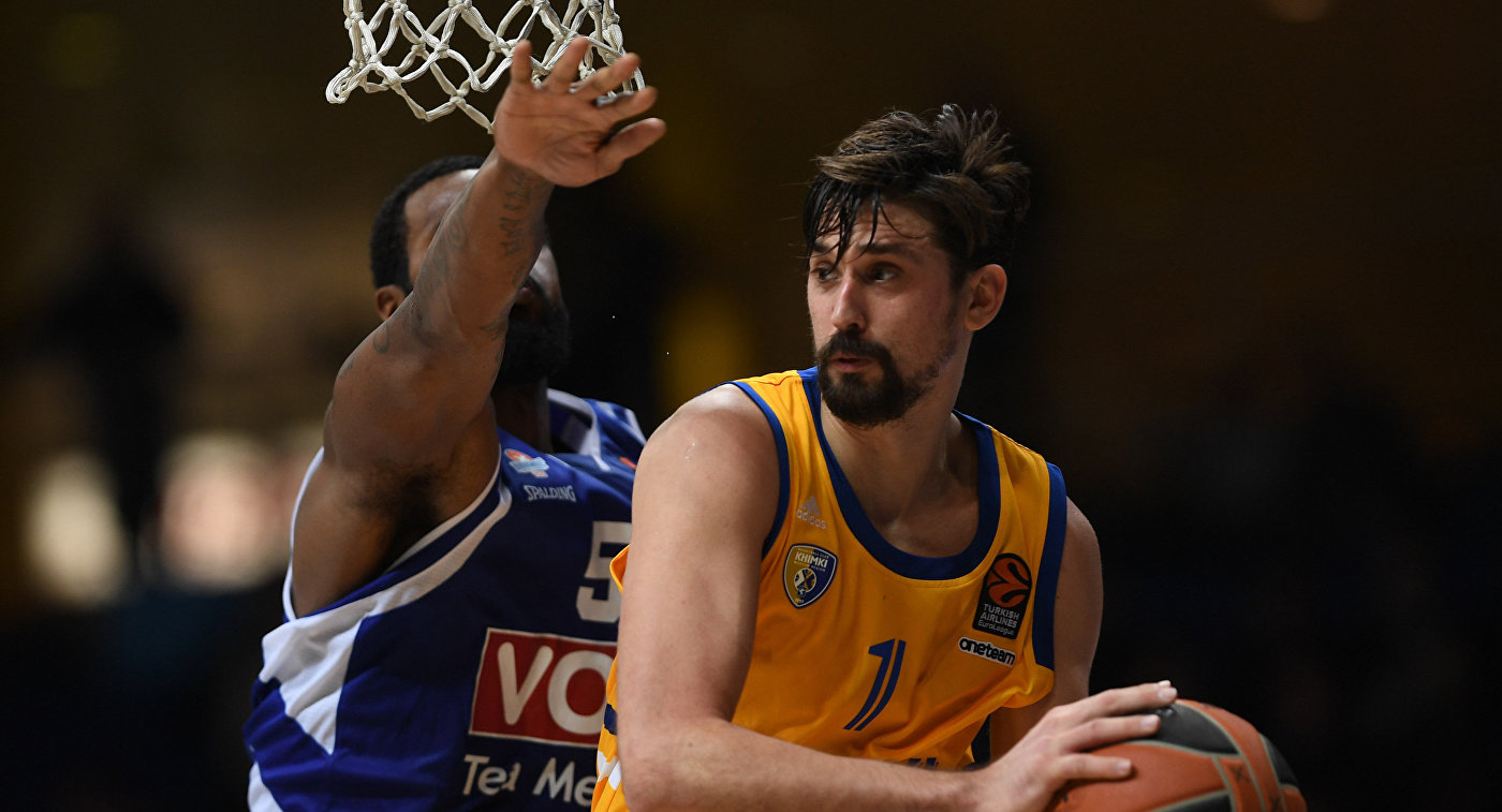 Швед второй раз подряд признан MVP тура в Евролиге