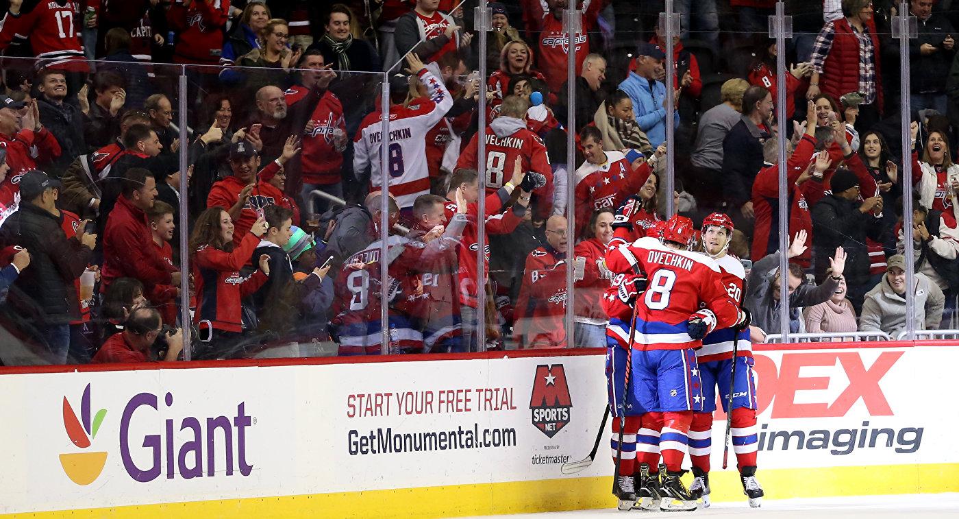 Овечкин вышел на чистое 15-е место по голам в истории НХЛ