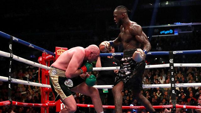 Должны сделать это снова: Уайлдер свел бой с Фьюри вничью и защитил пояс WBC