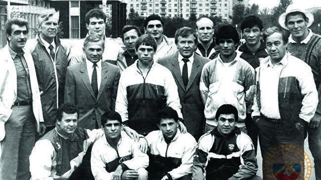 Геннадий Сапунов