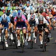 Участники велогонки Джиро д'Италия
