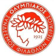 Эмблема ФК Олимпиакос