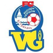 Эмблема ФК Волгарь-Газпром