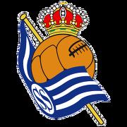 Эмблема ФК Реал Сосьедад
