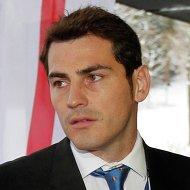 Испанский вратарь Икер Касильяс