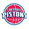 Эмблема Детройт НБА