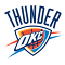 Эмблема Оклахома НБА