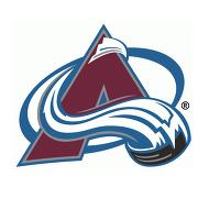 Эмблема Колорадо НХЛ