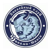 Эмблема Динамо Минск КХЛ