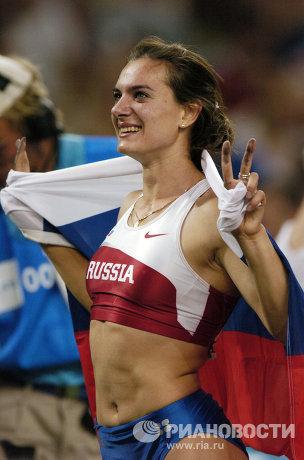 Самая сексуальная спортсменка россии спортс