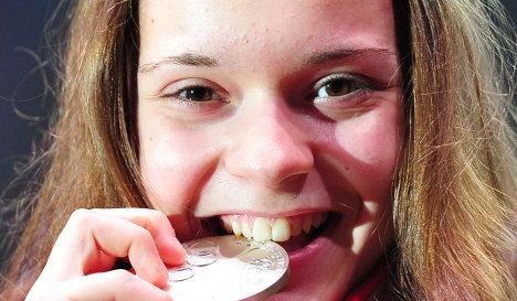 Зимняя юношеская Олимпиада-2012. Церемония награждения