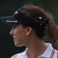 Российская гольфистка Мария Баликоева