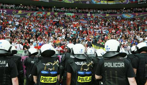 Польская полиция