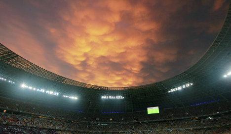 Стадион Донбасс Арена