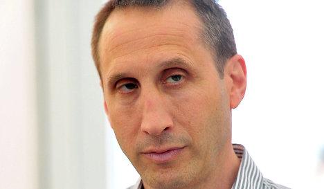 Дэвид Блатт