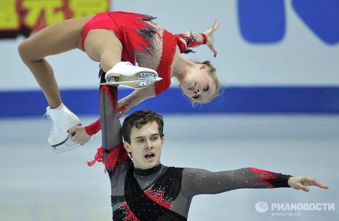 Мария Вигалова и Егор Закроев