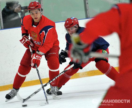 Александр Хохлачев (слева) и Алексей Василевский