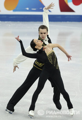 Ксения Столбова и Федр Климов