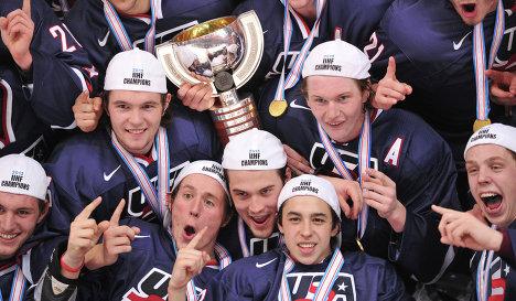 Игроки сборной США