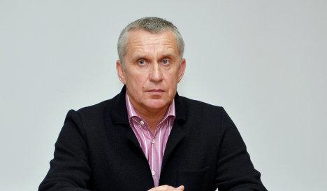 Новый тренер ФК Кубань Леонид Кучук