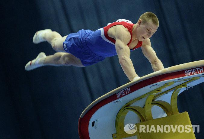 Опорные прыжки рекорды