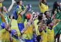 Делегация сборной Бразилии