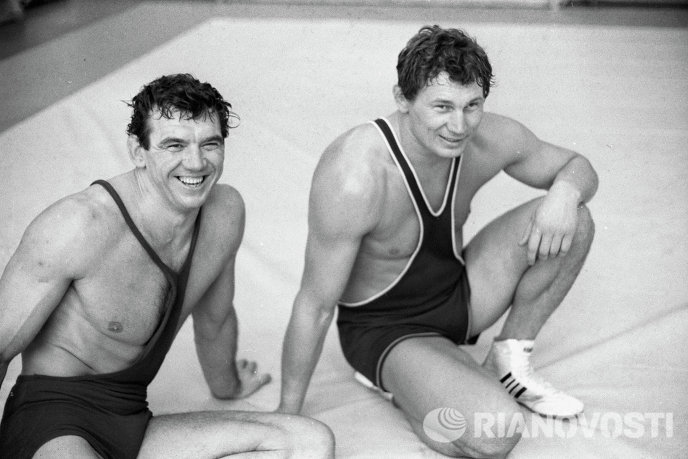 Леонид Китов и Александр Медведь