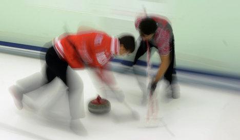 Керлингисты мужской сборной России
