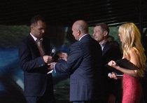 Премия РФПЛ: подведение итогов 2013 года и награждение футболистов
