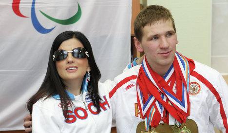Диана Гурцкая и Александр Пикалов