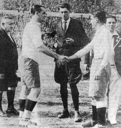 Чемпионат мира по футболу 1930 год.