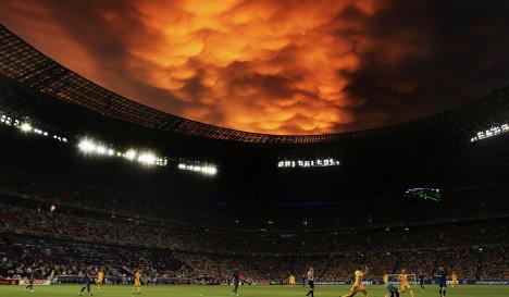 Евро-2012, Украина