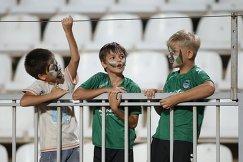 Болельщики футбольного клуба Краснодар