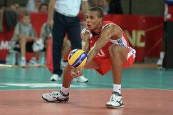 Волейбол. Чемпионат мира. Мужчины. Матч Куба - Россия
