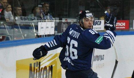 Илья Давыдов