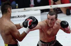 Денис Лебедев и Павел Колодзей