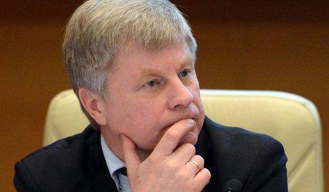 Президент Российского футбольного союза (РФС) Николай Толстых