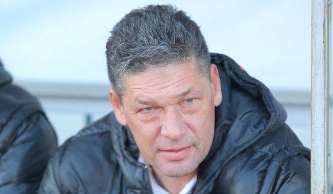 Главный тренер Торпедо Николай Савичев