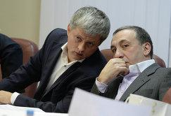 Игорь Ефремов (слева) и Евгений Гинер